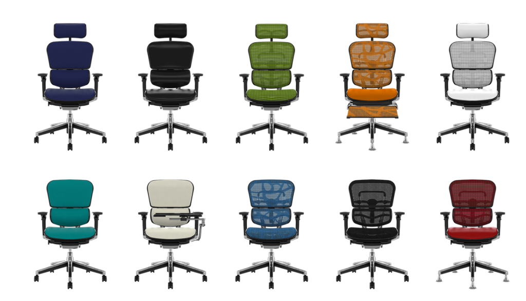 ergohuman office chairs - Ergohuman